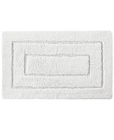 "Cassadecor Signature 100% Cotton Bath Rug 24"" x 40"""