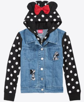 1f9fe8e8474acf Disney Toddler   Little Girls Embroidered Jeans   Layered-Look ...