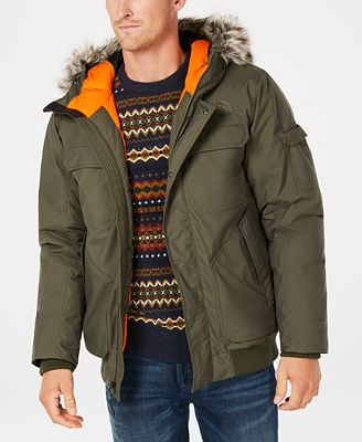 The North Face Men S Gotham Iii Hooded Down Jacket Coats Jackets
