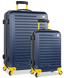 Nautica Tide Beach Hardside Spinner Luggage Collection