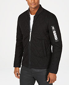 G-Star RAW Men's Lightweight Quilted Jacket, Created for Macy's