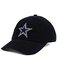 Dallas Cowboys Basic Slouch Adjustable Cap