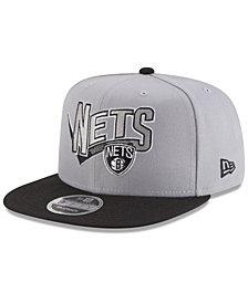 New Era Brooklyn Nets Retro Tail 9FIFTY Snapback Cap