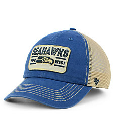 '47 Brand Seattle Seahawks Sallana Mesh CLEAN UP Cap