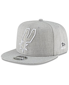 New Era San Antonio Spurs Logo Trace 9FIFTY Snapback Cap