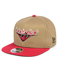 New Era Miami Heat Jack Knife 9FIFTY Snapback Cap