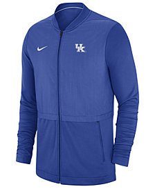 Nike Men's Kentucky Wildcats Elite Hybrid Full-Zip Jacket