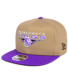 New Era Sacramento Kings Jack Knife 9FIFTY Snapback Cap
