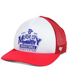 '47 Brand Detroit Pistons Region Mesh MVP Cap