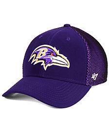 '47 Brand Baltimore Ravens Comfort Contender Flex Cap