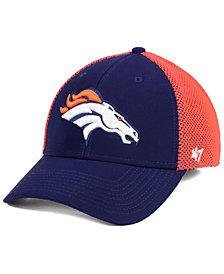 '47 Brand Denver Broncos Comfort Contender Flex Cap