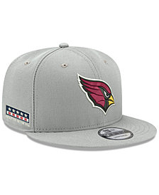 New Era Arizona Cardinals Crafted in the USA 9FIFTY Snapback Cap