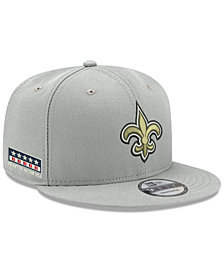 New Era New Orleans Saints Crafted in the USA 9FIFTY Snapback Cap