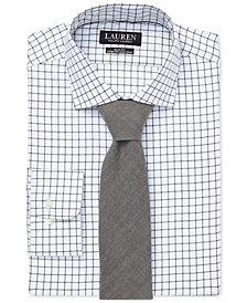 Lauren Ralph Lauren Men's Slim Fit No-Iron Estate Dress Shirt