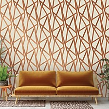 Genenieve Gorder For Intersections Self-Adhesive Wallpaper