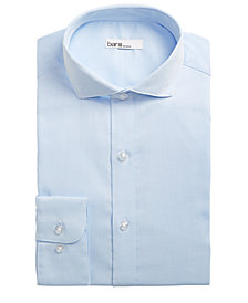 Bar III Men's Slim-Fit Stretch Brett's Basket Dress Shirt, Created For Macy's