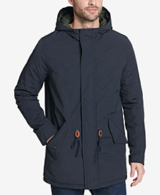 Levi's® Men's Long Hooded Parka Jacket, Created for Macy's