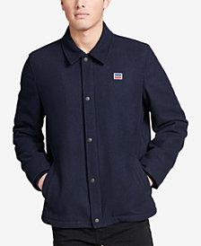 Levi's® Men's Fleece-Lined Coaches Jacket