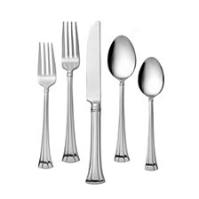 Waterford Flatware 18/10, Mont Clare 65 Pc Set, Service for 12