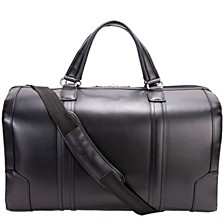 "Kinzie 20"" Leather Duffel Bag"