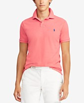 eacc864be1b7f Polo Ralph Lauren Men s Classic-Fit Mesh Polo