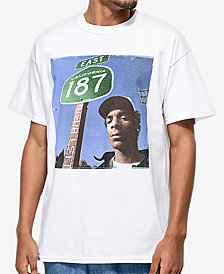 Snoop Neva Left Men's Graphic T-Shirt