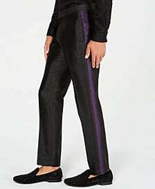 I.N.C. Men's Slim-Fit Side-Striped Broadway Pants, Created for Macy's