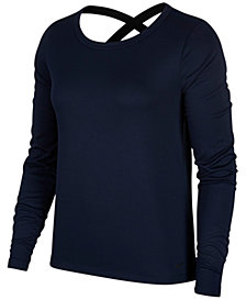 Nike Dry V-Back Training Top