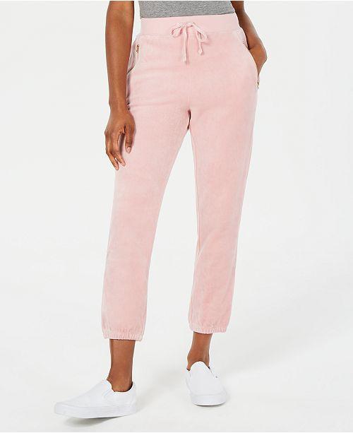 Juicy Couture Silverlake Velour Track Pants   Reviews - Leggings ... 5c54be277