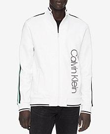 Calvin Klein Men's Mock-Neck Sweatshirt