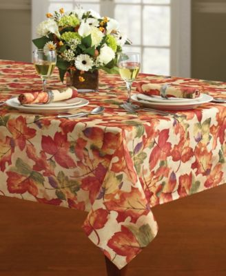 "Harvest Fest 60"" x 144"" Tablecloth"