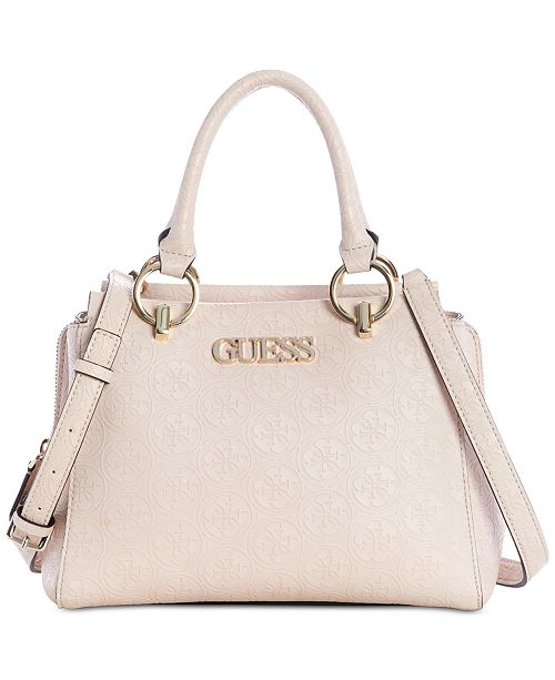 GUESS Heritage Pop Girlfriend Satchel  GUESS Heritage Pop Girlfriend  Satchel ... 7f3616d4b