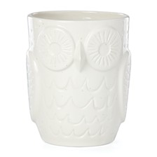 kate spade new York Cannon Street Woodland Owl Utensil Crock With Servers