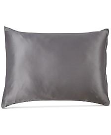 Silken Slumber Solid Silk Standard Pillowcase