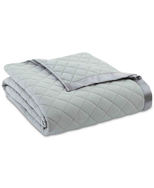 Shavel Micro Flannel® Twin Quilted Blanket