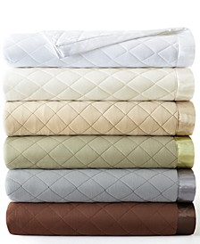 Micro Flannel® Quilted Blanket Collection