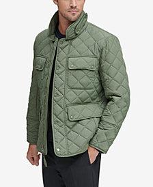 Marc New York Men's Fletcher Four-Pocket Quilted Jacket