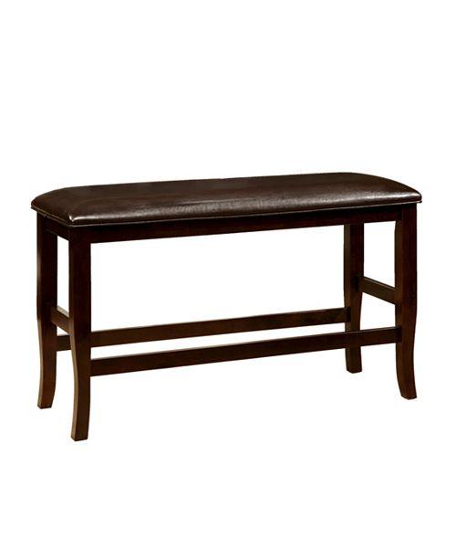 Furniture of America Kitner Dining Bench