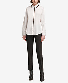 DKNY Utility Shirt, Created for Macy's