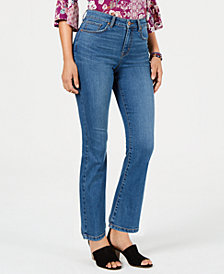 Style & Co Cropped Bootcut Jeans, Created for Macy's
