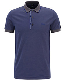 BOSS Men's Slim-Fit Polo