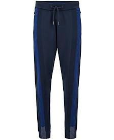 BOSS Men's Reflective-Detail Jogger Pants