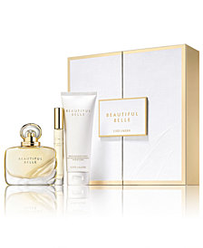 Estée Lauder 3-Pc. Beautiful Belle Limited Edition Gift Set, Created for Macy's