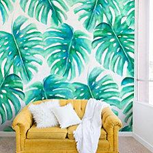 Deny Designs Jacqueline Maldonado Paradise Palms Wall Mural