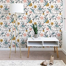 Heather Dutton Marshland 2'x8' Wallpaper