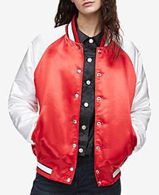 Calvin Klein Jeans Varsity Jacket
