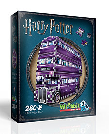 Wrebbit3D Puzzle - The Knight Bus