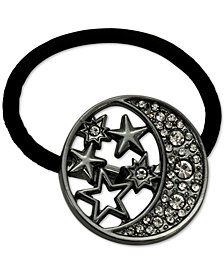 GUESS Crystal Moon Hair Tie