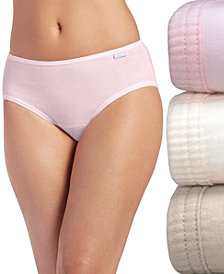 Jockey Elance Hipster 3 Pack 1482 1488, also available in extended sizes