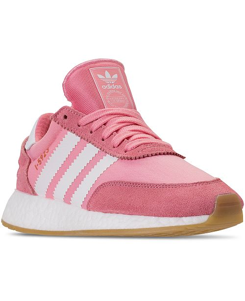 hot sales c8b49 c1261 adidas Womens I-5923 Runner Casual Sneakers from Finish ...